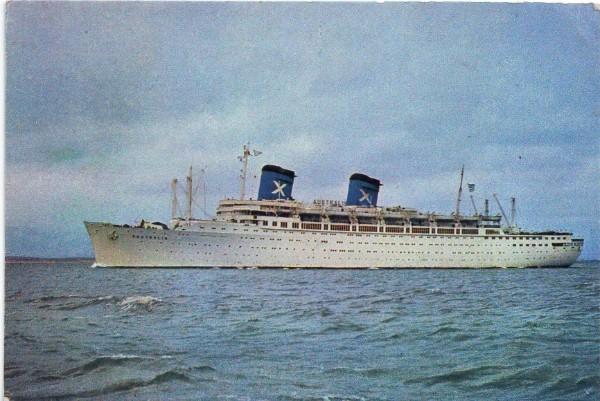 CHANDRIS & Celebrity Cruises - SS GALILEO CREW ... - YouTube